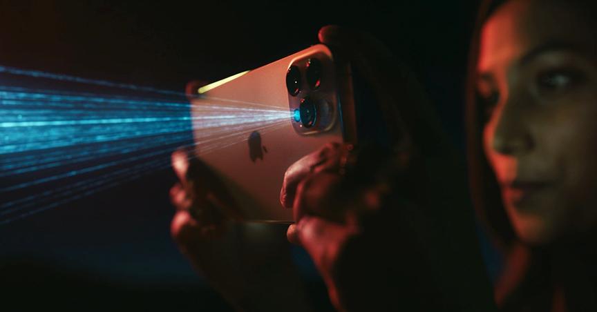Сканер Лидар у iPhone и его предназначения